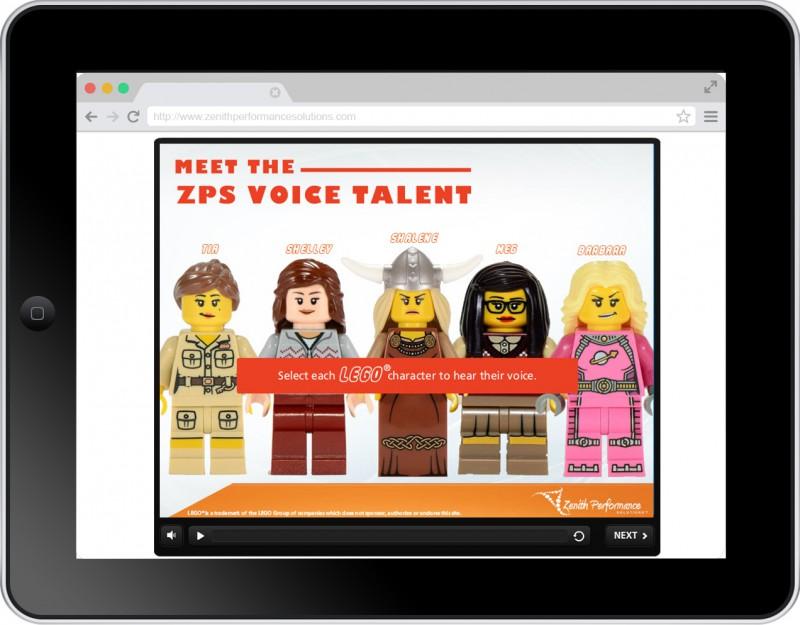 Meet the ZPS Voice Talent