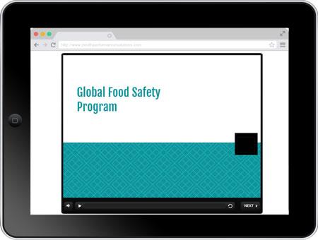 Global Food Safety Program