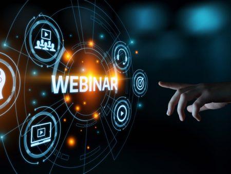 Tips & Tricks for Preparing for Effective Webinars