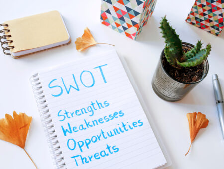 Planning for 2021: Conducting Your Company SWOT